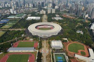 Gelora Bung Karno - sportstadium - Jakarta