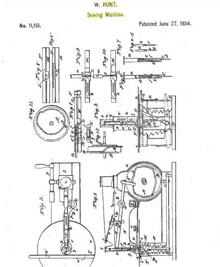Hunt Patent