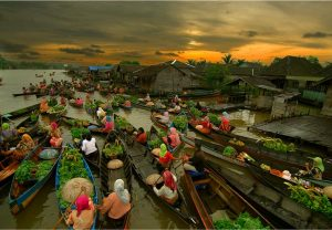 floating market banjarmasin