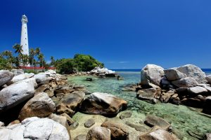 lighthouse Bangka-Belitung