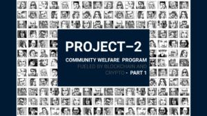 Community Welfare Program, Project -2, Part 1
