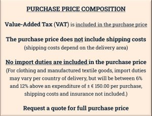 Purchase Price Composition
