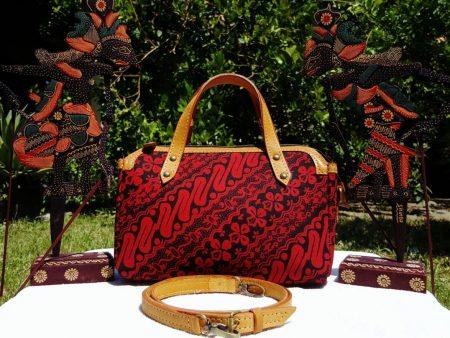 Batik Bag Speedy Mini